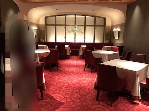 センチュリーコート丸の内、結婚式披露宴会場