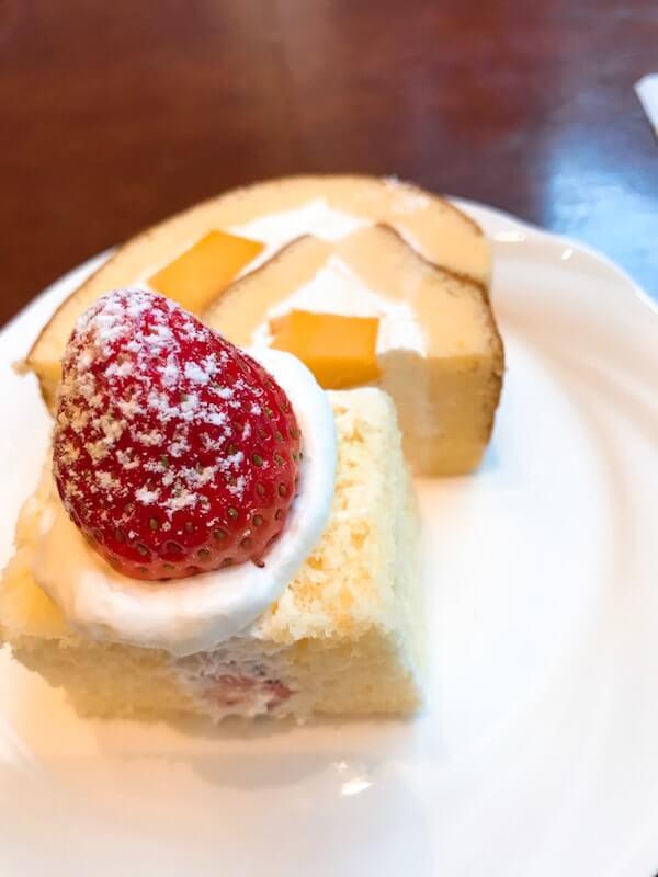 グランドヒル市ヶ谷結婚式、ケーキ