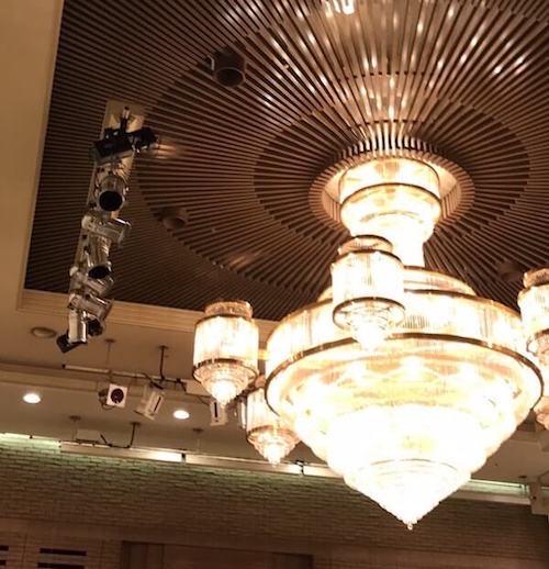 グランドヒル市ヶ谷結婚式、披露宴会場