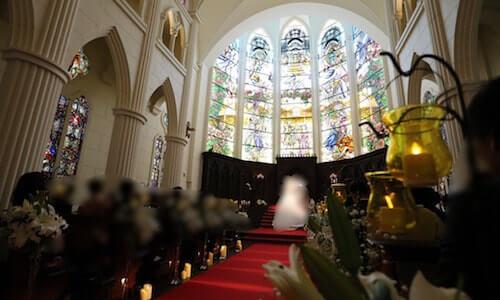 カサデアンジェラ青山(外苑前)の結婚式に参加した感想