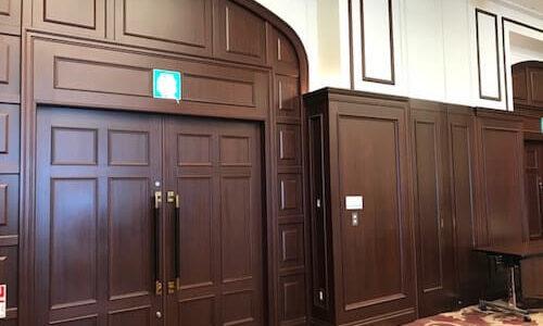 霞山会館を結婚式目的で見学したよ【試食レビューあり】