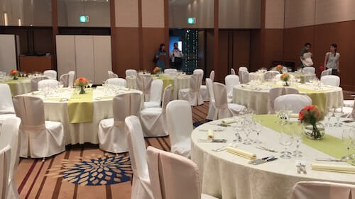 【ホテルグランドアーク半蔵門で結婚式】ブライダルフェア感想
