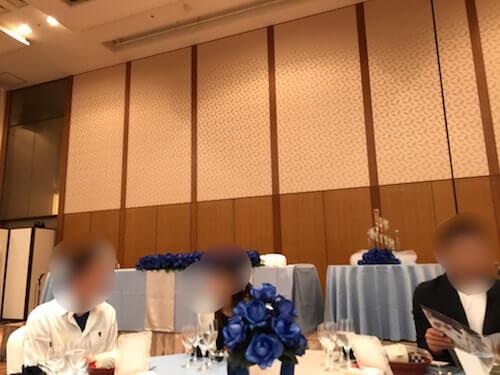 グランドアーク半蔵門結婚式の披露宴会場7