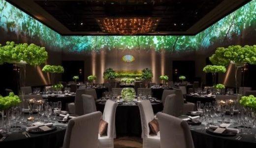 結婚式ができる高級ホテルランキング【東京決定版】