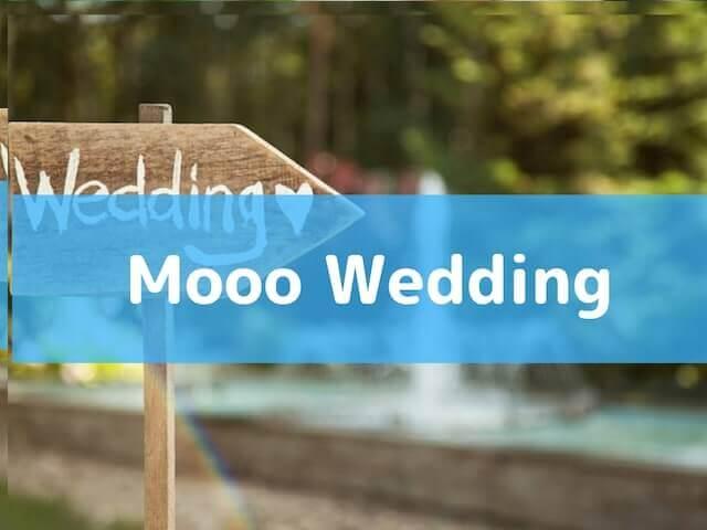 モーウエディング(Mooo Wedding)