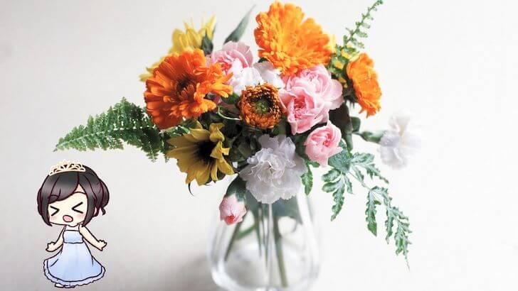 ゲストテーブルを花以外の見せ方で工夫する方法