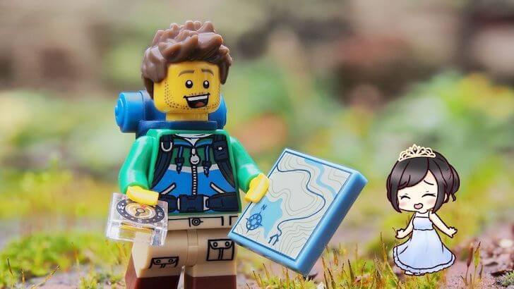 【作り方】レゴのオープニングムービー