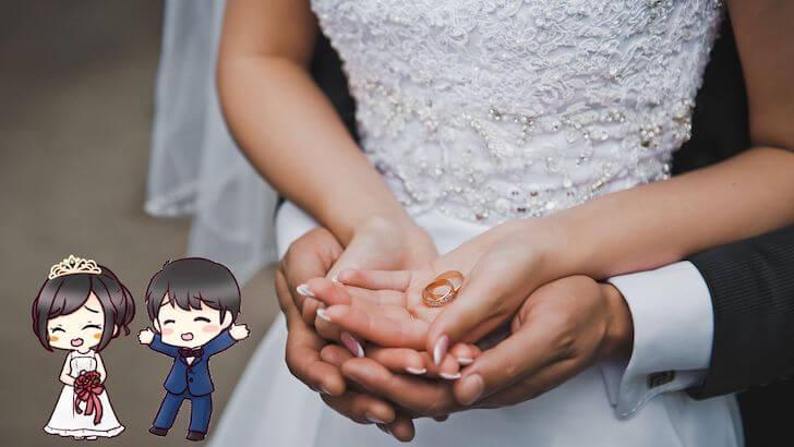 結婚式準備5:結婚指輪・婚約指輪