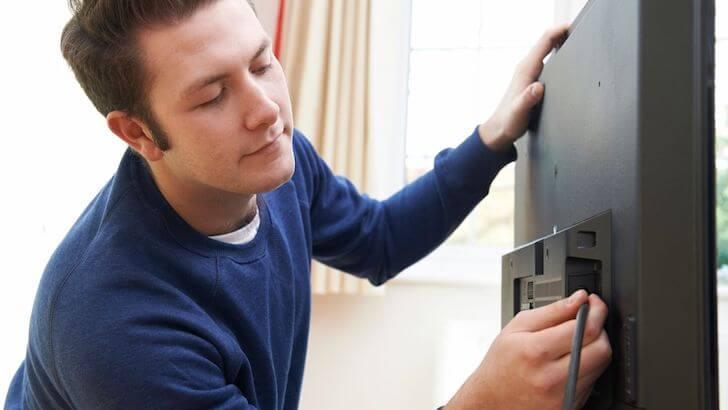 家電設置の面倒くささを解消する方法